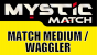 MYSTIC® MATCH - Medium - Waggler
